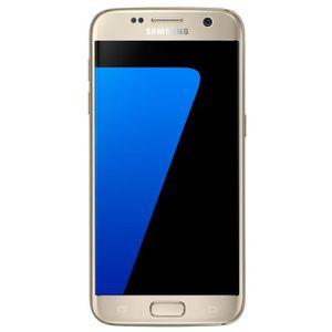 Achat Téléphone portable Samsung Galaxy S7 32 go Or pas cher