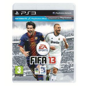 JEU PS3 FIFA 13 / Jeu console PS3