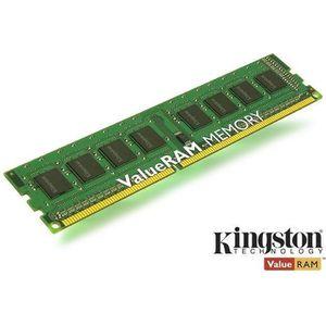 MÉMOIRE RAM Kingston ValueRAM DDR3 4Go, 1333MHz CL19 240-pin D