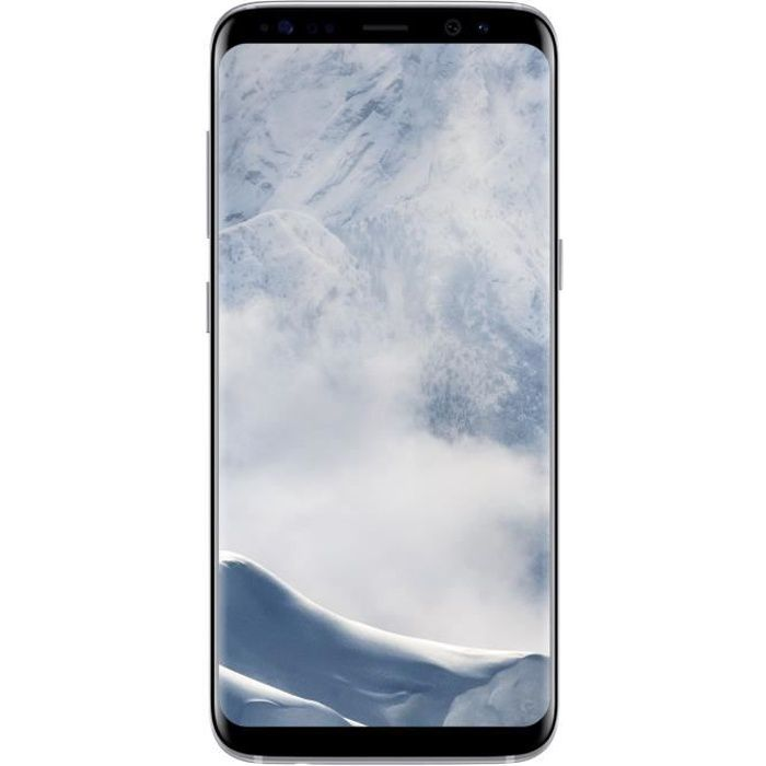 SMARTPHONE Samsung Galaxy S8 Argent Polaire