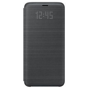 HOUSSE - ÉTUI Samsung Etui Folio LED View Cover  pour Galaxy S9