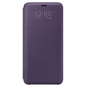 HOUSSE - ÉTUI Samsung LED View Cover S9 - Violet