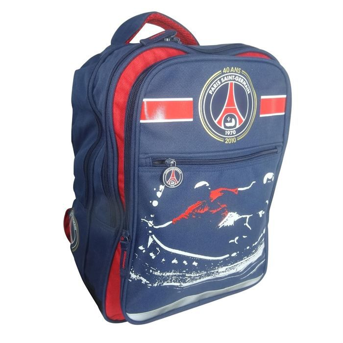 cute school bags sac ecole roulettes psg. Black Bedroom Furniture Sets. Home Design Ideas