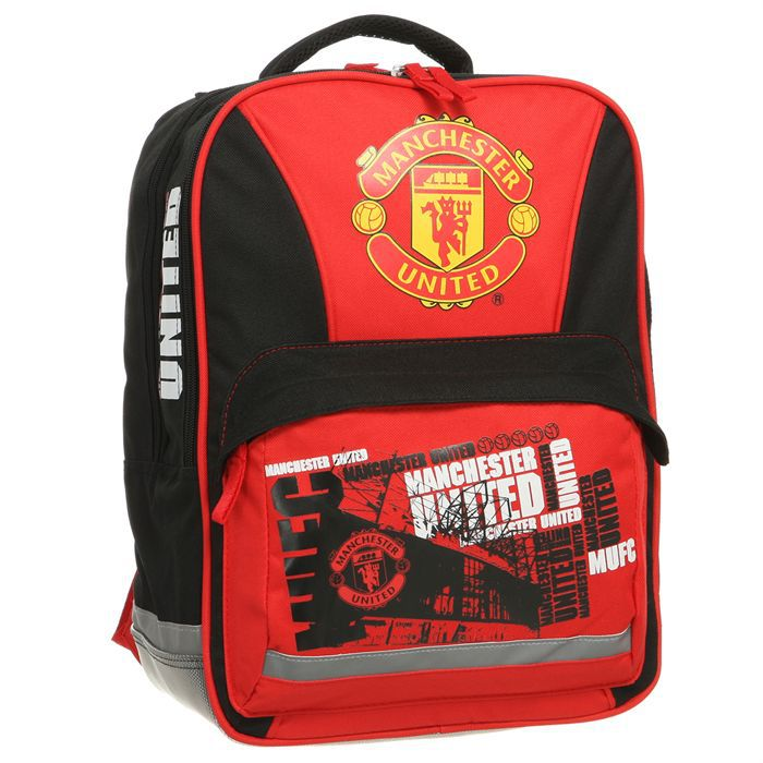 f205ee2ef5 MANCHESTER UNITED Sac à Dos Rouge Achat / Vente SAC A DOS on PopScreen