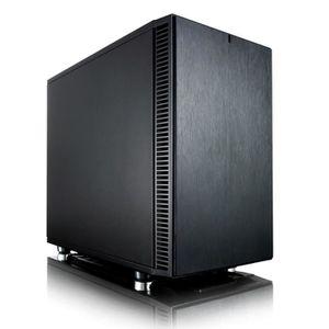 BOITIER PC  Fractal Design Boîtier PC Define Nano S - Noir - M