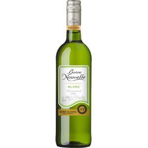 Apéritif à base de vin Bonne Nouvelle - Classique - Blanc - Boisson à Bas