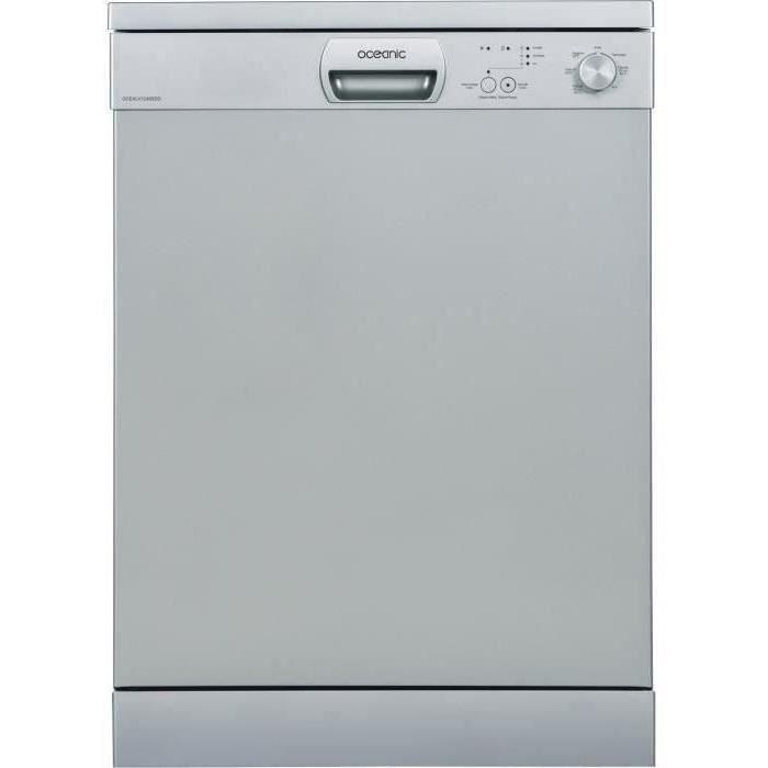 LAVE-VAISSELLE OCEANIC LV1249SDD - Lave vaisselle posable - 12 co