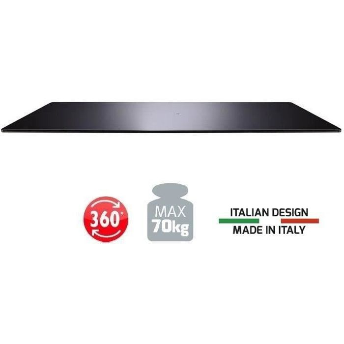 FIXATION - SUPPORT TV MELICONI ROTOBASE ELITE L Plateau TV rotatif