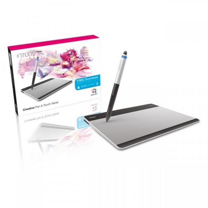 informatique clavier souris webcam wacom intuos manga tablette graphique f  waccthmsfr