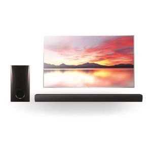 BARRE DE SON LG SH2 Barre de son Bluetooth - 100 W - Noir