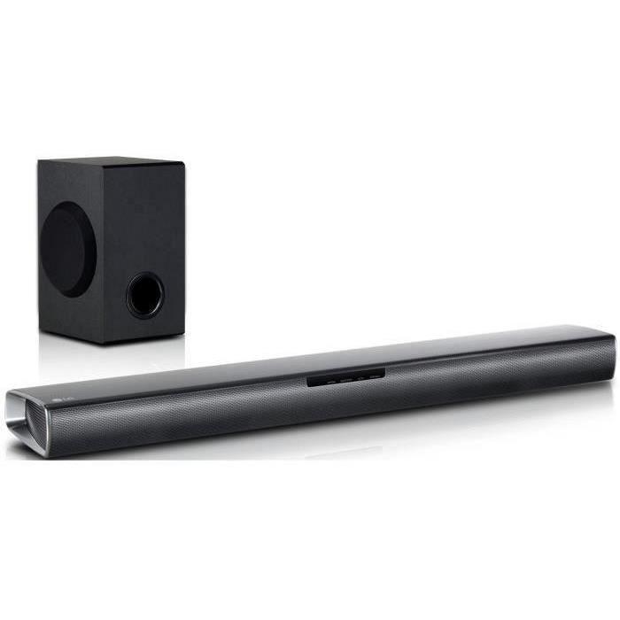 BARRE DE SON LG SH2 Barre de son 2.1 - Bluetooth - 150W - Caiss