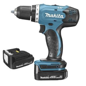 MAKITA Perceuse visseuse sans fil DDF343SHE 2x14,4V Li-Ion