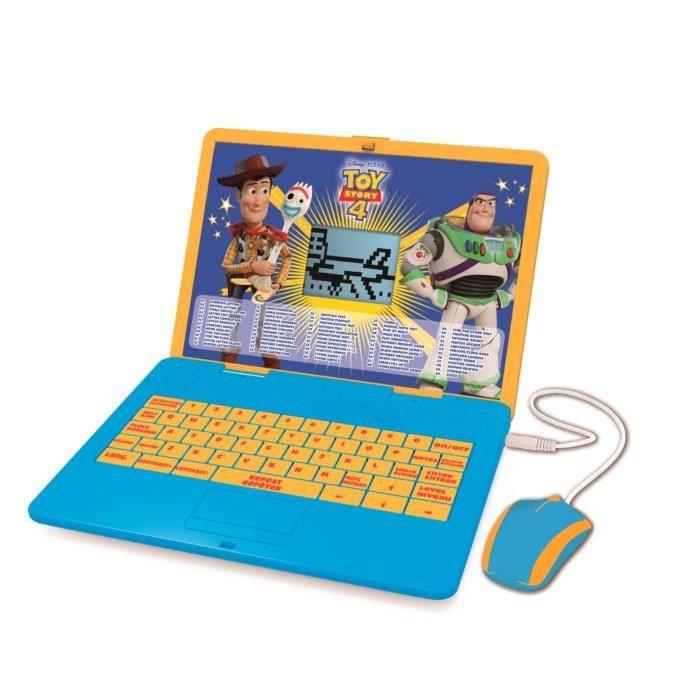 ORDINATEUR ENFANT LEXIBOOK - Toy Story - Ordinateur portable éducati