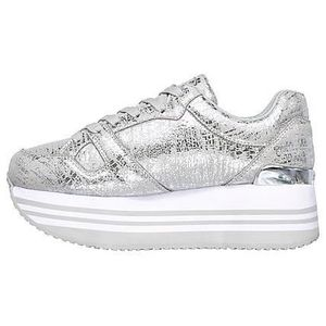 BASKET MULTISPORT SKECHERS Baskets Highrise-Shine High - Femme - Arg