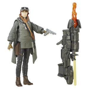 FIGURINE - PERSONNAGE STAR WARS Rogue One - Sergeant Jyn Erso - Figurine