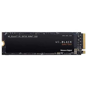 DISQUE DUR SSD WD Black™ - Disque SSD Interne - SN750 - 2To - M.2
