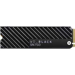 DISQUE DUR SSD WD Black™- Disque SSD Interne - SN750 - 500Go - M.