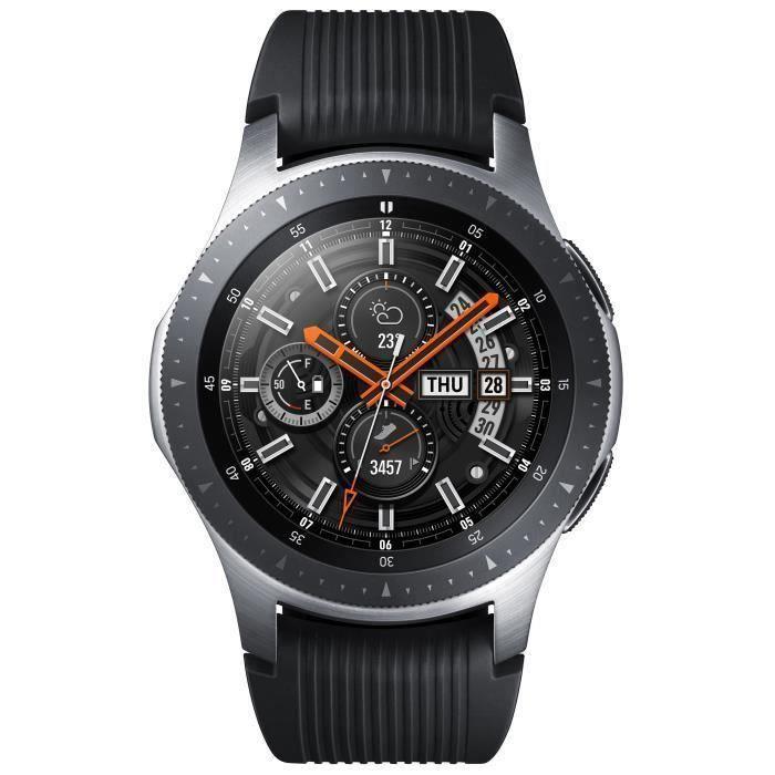 MONTRE CONNECTÉE Samsung Galaxy Watch, Montre connectée 46mm 4G eSI