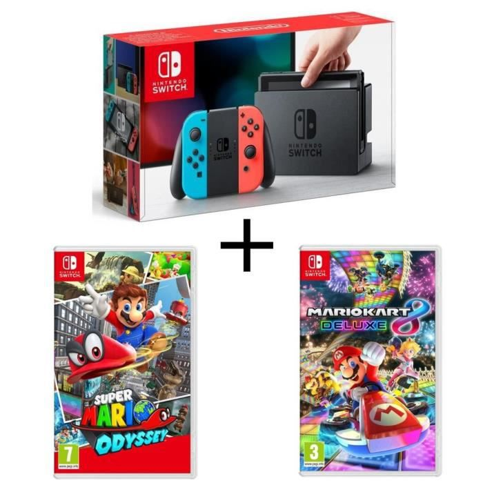 nintendo switch pack 3 jeux