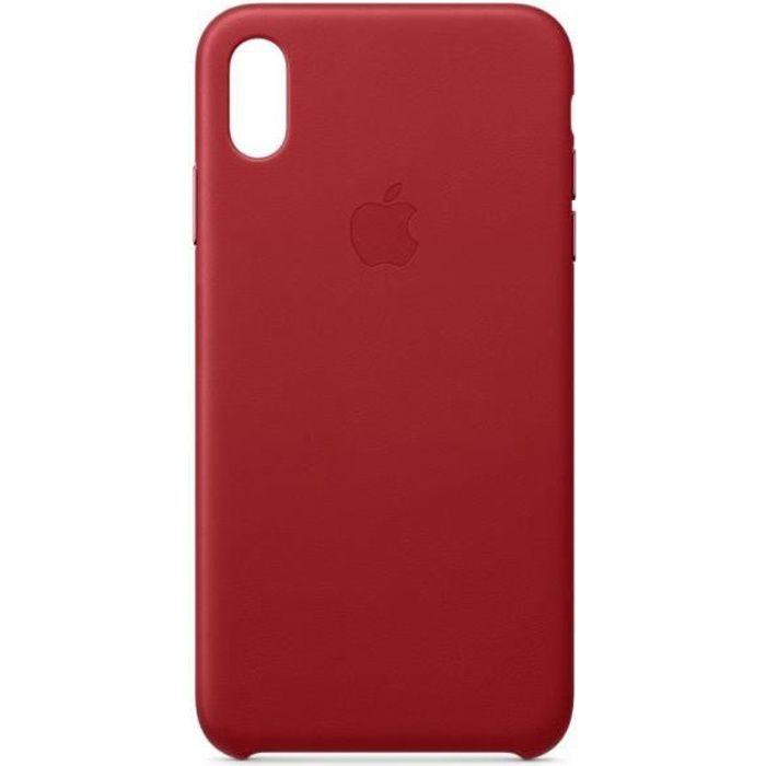 coque xs iphone cuir
