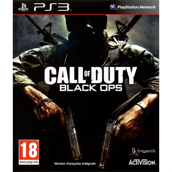 JEU PS3 CALL OF DUTY BLACK OPS / Jeu console PS3