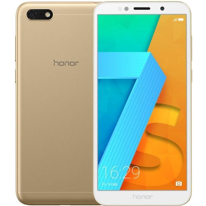 SMARTPHONE Honor 7S Or