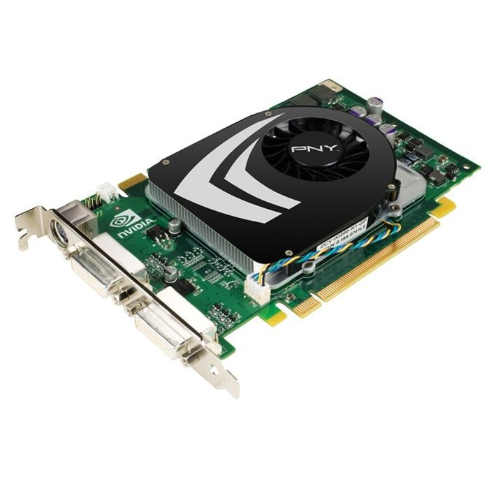 CARTE GRAPHIQUE INTERNE PNY Nvidia GeForce 9500 GT 1 Go DDR2