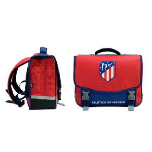 CARTABLE ATLETICO MADRID Cartable - 2 Compartiments - Prima