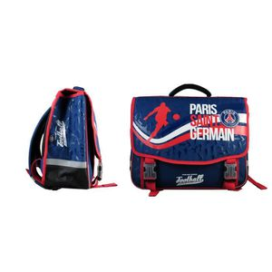 CARTABLE PARIS SG Cartable - 2 Compartiments - Primaire / C