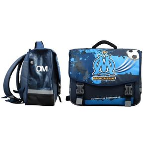 CARTABLE OLYMPIQUE DE MARSEILLE Cartable - 2 Compartiments