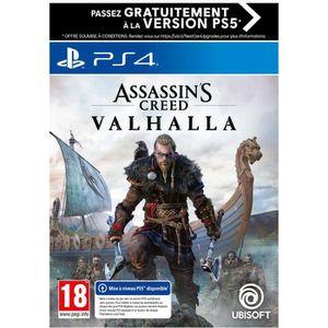 JEU PS4 NOUVEAUTÉ Assassin's Creed Valhalla Edition Standard Jeu PS4