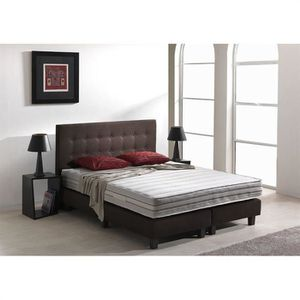 matelas ressorts 160 x 200 cm achat vente matelas ressorts 160 x 200 cm pas cher french. Black Bedroom Furniture Sets. Home Design Ideas