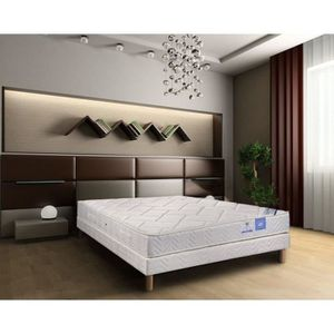 benoist matelas salamanca 160x200 cm ressorts ferme 609 ressorts ensach s 2 personnes. Black Bedroom Furniture Sets. Home Design Ideas
