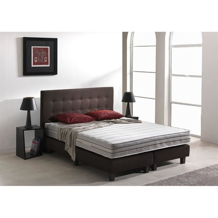 elite matelas 160x200 cm ressorts et m moire de forme. Black Bedroom Furniture Sets. Home Design Ideas