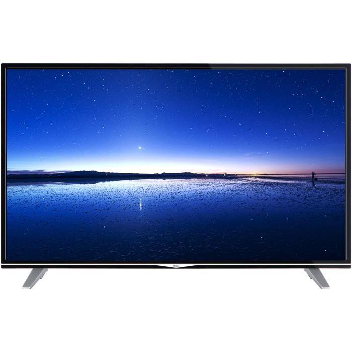 """Téléviseur LED HAIER LDU50V300STV UHD 4K 127 cm (50"""") - Smart TV"""