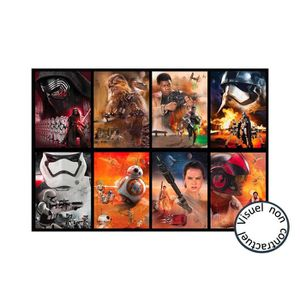 CARTE A COLLECTIONNER Carte Collector n°6 Star Wars