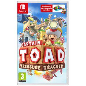 JEU NINTENDO SWITCH Captain Toad: Treasure Tracker Jeu Switch