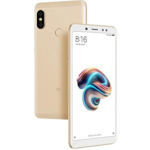 SMARTPHONE XIAOMI Redmi Note 5 Or 32 Go + SWISS CHARGER Cable