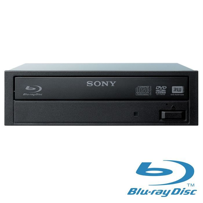 sony bwu500sww graveur blu ray 12x achat vente lecteur graveur interne sony bwu500sww. Black Bedroom Furniture Sets. Home Design Ideas