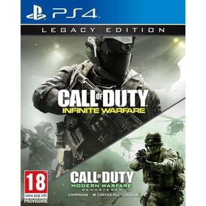 JEU PS4 Call of Duty: Infinite Warfare Edition Legacy Jeu
