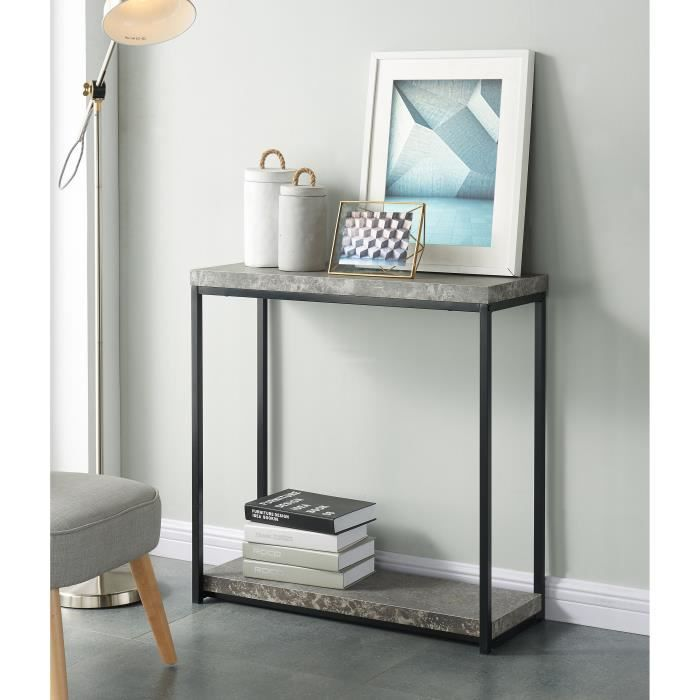 console industrielle meuble achat vente console. Black Bedroom Furniture Sets. Home Design Ideas