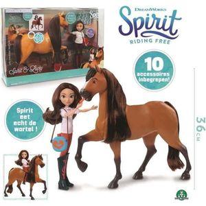 ROBOT - ANIMAL ANIMÉ SPIRIT - Coffret Spirit Deluxe (mange les carottes