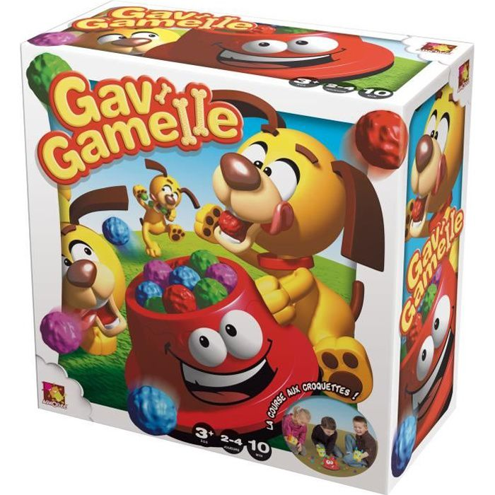 asmodee gav 39 gamelle jeu de soci t achat vente jeu soci t plateau cdiscount. Black Bedroom Furniture Sets. Home Design Ideas