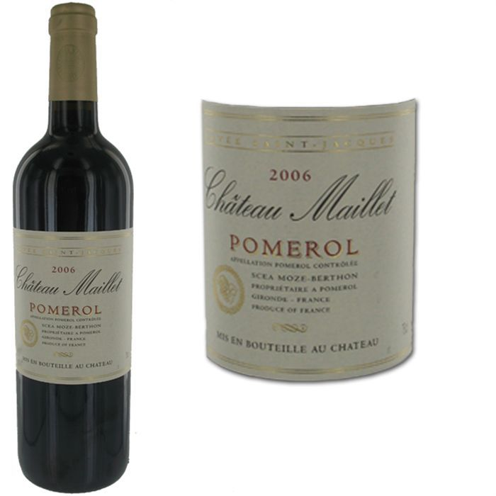 photo Chateau Maillet Pomerol