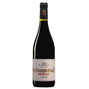 VIN ROUGE Philippe Bouchard Merlot - Vin rouge du Languedoc