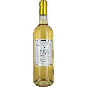 VIN BLANC Château Frappe Peyrot 2012 Cadillac - Vin blanc de