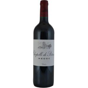 VIN ROUGE Chapelle Potensac 2013 Médoc - Vin rouge de Bordea