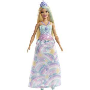 POUPÉE BARBIE - Princesse Dreamtopia Blonde