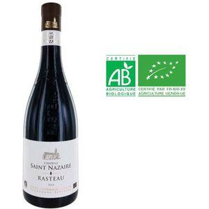 VIN ROUGE Chapelle Saint Nazaire 2014 Rasteau - Vin rouge de