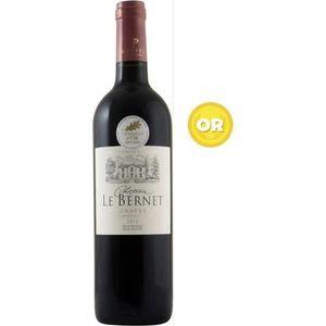 VIN ROUGE Château Le Bernet 2014 Graves - Vin rouge de Borde